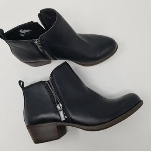 Lucky Brand Basel Booties